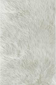 jungle sheep skin white rug traditional rugs by com