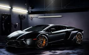 lamborghini cars wallpapers 3d black. Modren Black Lamborghini Aventador LP7004 Black Car Garage With Cars Wallpapers 3d 5