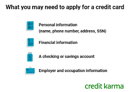 Those making a credit card application with their current bank or building society might get a quicker response, because the existing relationship makes it easier to verify information and come to a decision. How To Apply For A Credit Card And Get Approved Credit Karma
