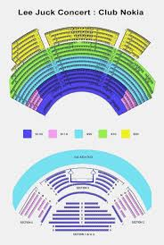 Microsoft Seating Chart Experienced Microsoft Theatre Seating Chart Microsoft