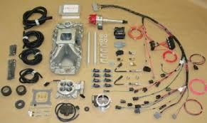mass air fuel injection system ford 351m 400 includes fuel system