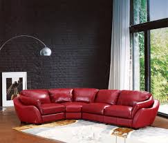 creative leather sectional sofa bl3l