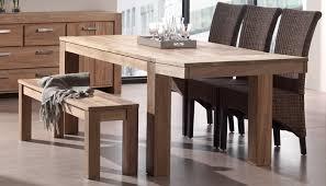 Table De Cuisine Avec Banc Photo 312 Proposer Une Table En Bois