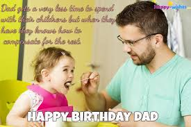 Birthday Quotes For Dad Adorable Happy Birthday Wishes For Dad Quotes Images And Memes Happy Wishes
