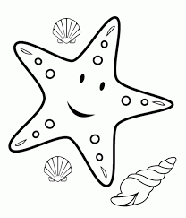 Small Picture Cartoon Starfish Coloring Page Online Coloring Pages tutoring