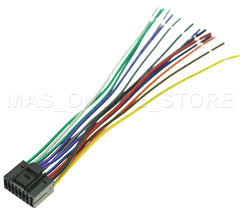 jvc kd s39 wiring harness jvc kd s39 wiring harness wire diagrams JVC KD G340 Wiring Harness Diagram wire harness for jvc kd s39 kds39 *pay today ships today* ebay jvc kd