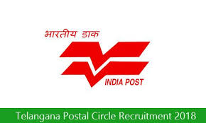 postal recruitment 2018 Telangana