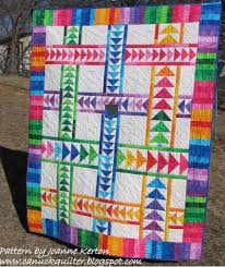 8 Stunning Flying Geese Quilt Patterns: Join the Flock! & Wandering Geese Quilt Adamdwight.com
