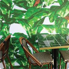 Small Picture Buy removable wallpaper online Tropical design