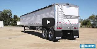 box trailers for shipping container trailer chassis video features stoughton products for