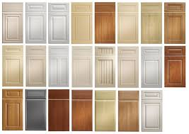 Thermofoil Cabinet Doors Drawer Fronts - Replacement Kitchen ...