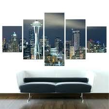 wall art seattle metal wa boyintransit com on wall art seattle wa with seattle wall art ikea wall designs