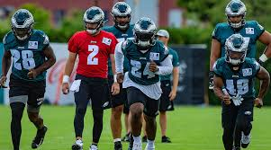 Eagles Running Back Depth Chart Nfc East Training Camps Cowboys Giants Eagles Redskins
