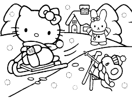 Small Picture HELLO KITTY COLOURING Fantasy Coloring Pages
