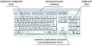 Реферат Внешние устройства ПК ru Все клавиши можно разбить на следующие группы