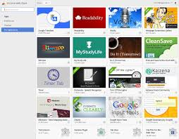 Chrome Web Store Learning Edtech