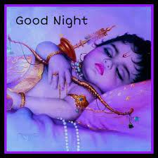 Good Night Images With God Krishna ...