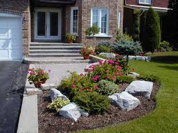 Nice Landscaping Ideas For Small Front Yards Small Modern Front Yard  Landscaping Ideas For Ranch Style