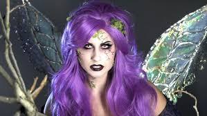 makeup tutorial glam dark fairy