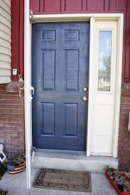 how to paint a front doorExtraordinary How To Paint A Front Door Without Removing It 93