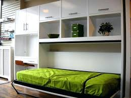 awesome murphy bed desk modern home image of bed desk combo plans wall bed desk combo
