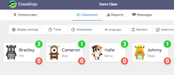 Behavior Chit Chat Class Dojo Behavior Interventions