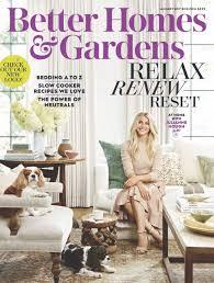 better homes and garden magazine. A Better Logo For Homes And Gardens Folio Garden Magazine