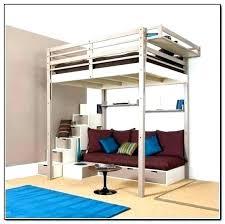 Apartments : Enchanting Loft Bed Frame Queen Inspiring Apartment ...