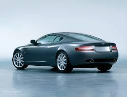 ASTON MARTIN DB9 Coupe specs - 2004, 2005, 2006, 2007, 2008, 2009 ...