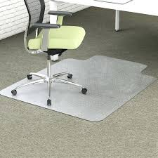 chair mat with lip. Marvelous Chair Mat For Carpet Recycled Click To Enlarge With Lip Carpeted