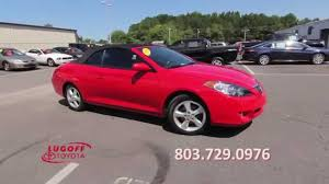 2006 Toyota Camry Solara Convertible - Columbia, SC - Lugoff ...