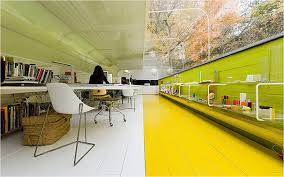 aol corporate office. Selgas Cano \u2013 Madrid (Most Beautiful Corporate Campuses Ever Built ) Aol Office A