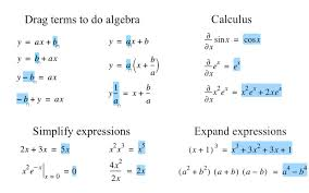 standard form calculator algebra