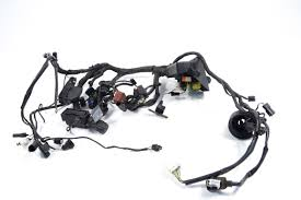 bmw f650gs wiring harness bmw discover your wiring diagram 2005 bmw f650gs abs main wiring harness wire loom 61117680404