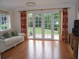 french doors with curtains. Patio Door Curtains Ideas French Doors With