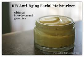 Diy anti aging face cream