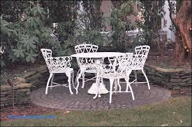 wrought iron outdoor furniture. Modren Outdoor Image Of Cast Iron Outdoor Furniture Garden With Wrought Iron Outdoor Furniture