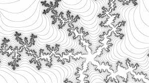 "Mathematical Patterns Extraordinary Coloring Book ""Patterns Of The Universe"" Features The Visual Beauty"