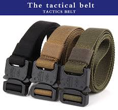 Four Men Belt <b>Outdoor Tactical</b> Belt <b>Military</b> Camouflage <b>Nylon</b> Belts ...