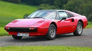 Ferrari 308 Gts Magnum Leistung Kaufen Autobild De