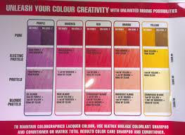 Matrix Demi Permanent Hair Color Chart Details About Matrix Color Graphics Lacquer Semi Permanent Hair Colour 85ml