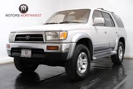 1mil parts & accessories · 820k+ parts & accessories · price matching Used 1998 Toyota 4runner For Sale Near Me Edmunds