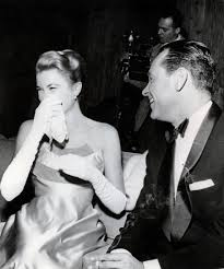 A Pair of Blue Eyes Grace Kelly and William Holden The.