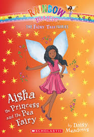 princess and the pea book. Aisha The Princess And Pea Fairy Book L