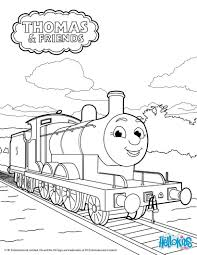 Thomas The Train Coloring Pages   Ppinews.co