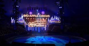 Big Apple Circus 40th Anniversary Jeff Croiter Lighting