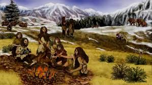 Image result for stone age woman