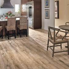 rigid core luxury vinyl flooring gray seaside oak