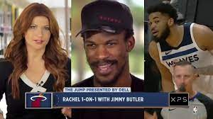 Karl-Anthony Towns told Jimmy Butler to ...