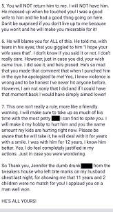 Mother Writes Angry Letter To Husband S Mistress After Finding Out
